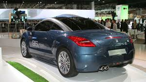 peugeot rcz peugeot rcz limited edition announced