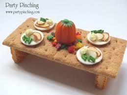 thanksgiving desserts treats pinching