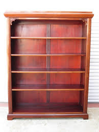 leaning shelf bookcase with puter desk office furniture home part