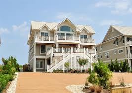 Vacation Home Designs Twiddy Outer Banks Vacation Home The American Dream Corolla