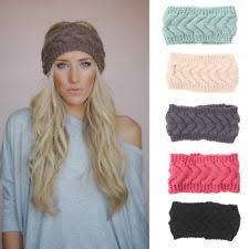 crochet headband crochet headbands clothing shoes accessories ebay