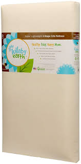 Lullaby Earth Crib Mattress Reviews Lullaby Earth Healthy Support Crib Mattress 2 Stage
