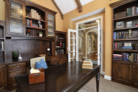 Office Bookcases With Doors Bookcase With Glass Doors Living Room Contemporary With Built In