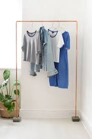 Laundry Room Clothes Rod Top 25 Best Clothes Rail Ideas On Pinterest Wardrobe Rack