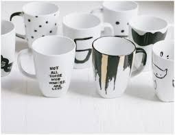 Home Design Diy by The Simplest Diy Coffee Mugs