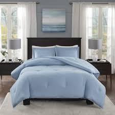 blue down alternative comforters shop the best deals for dec