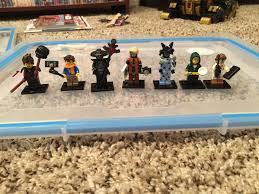 Lego Blind Packs My Lego Ninjago Movie Blind Pack Minifigs The Garmadons Are My