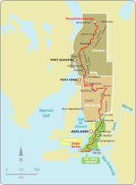 Australian Outback Map Maps U0026 Guidebooks Of The Heysen Trail