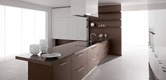 brown modern kitchen brown kitchen colors