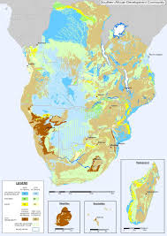 Country Maps Hydrogeological Maps Sadc Groundwater Management Institute