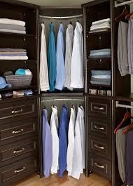 martha stewart closet corner home design ideas