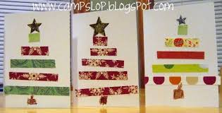 gift cards for kids c slop handmade christmas cards by kids and gifts