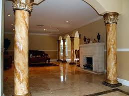 interior home columns decorative pillars for interior decorative pillars inside home ma