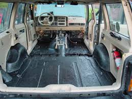 Jeep Interior Parts Pics Of Interior Bed Liner Naxja Forums North American Xj