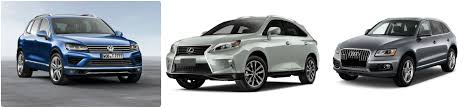 lexus credit card payment compare vw touareg to the lexus rx 350 u0026 audi q5 norwood ma