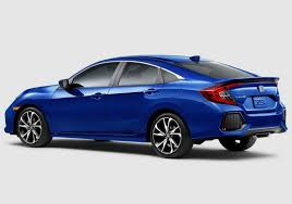 2017 honda civic si sedan price release date specs review redesign