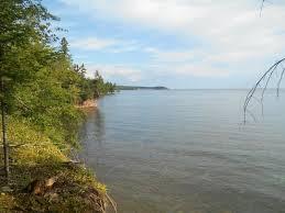 bearberry island u p waterfront