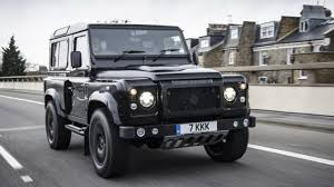 used land rover defender driven kahn defender top gear