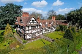 Tudor Houses by Tudor Houses For Wolf Hall Birmingham Mail