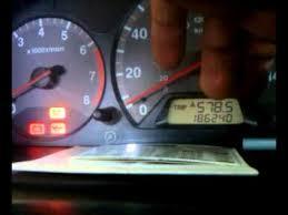 2000 honda accord srs light reset 2001 honda accord maintenance light reset