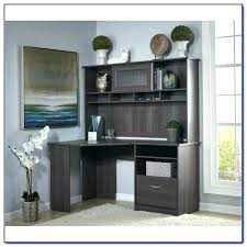 L Shaped Desk With Hutch Bush L Shaped Desk With Hutch Tandemdesigns Co