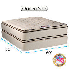 queen mattress set ebay