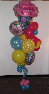 balloon delivery winston salem nc happy graduation minnie balloon bouquet small 83 balloons and