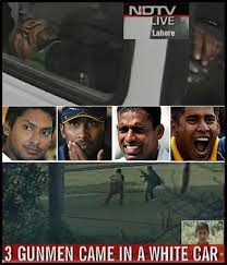 The Latest Terrorist Lanka Sri Lankan Cricket Players Shot In Terrorist Attack In Lahore