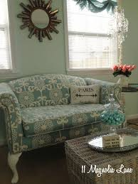 What Is At Cushion Loveseat Reupholstery 101 My Thrift Store Loveseat Redo Part 2 Tutorial