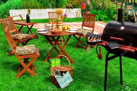 how to host a backyard party bbq gentlemans gazette image on