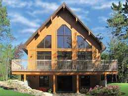 a frame lake house plans mountain house plans the house plan shop exterior house design