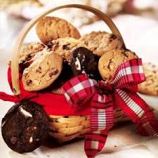 dessert baskets 15 best christmas cookie gift baskets images on cookie