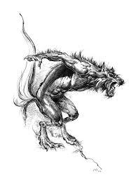 vanruworks werewolf