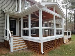 patio ideas screen porch designs for mobile homes screened porch