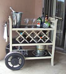 my new bar cart hometalk