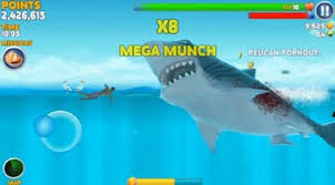 download game hungry shark evolution mod apk versi terbaru hungry shark evolution mod apk v5 2 0 only4gamers