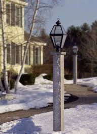 Antique Outdoor Lights by Colonial Primitive And Country Post Lights