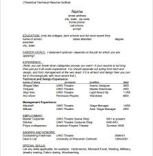 resume outline examples best 25 resume templates ideas on