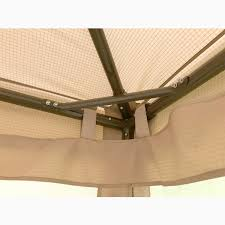 Patio Gazebo Replacement Covers by Replacement Canopy For Abba Patio 10x13 Gazebo Garden Winds