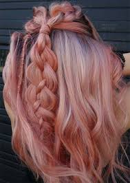 hair colours 52 charming rose gold hair colors how to get rose gold hair glowsly