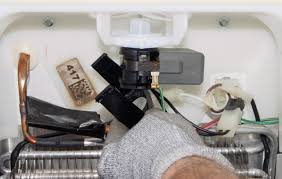 refrigerator evaporator fan replacement how to replace an evaporator fan motor in a side by side