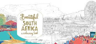 beautiful south africa u2013 colouring book quivertree publications