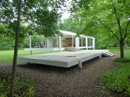 the farnsworth house planyourcity