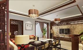 Appealing Modern Chinese Beige And White Living Room Styles For - Chinese living room design
