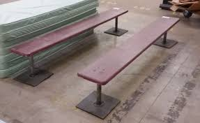 benches u2014 miami prop rental