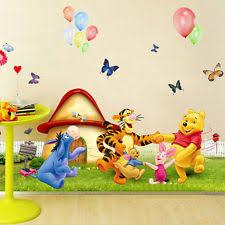 winnie the pooh bedroom winnie the pooh bedroom home furniture diy ebay