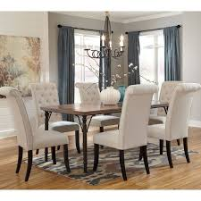 emma 7 piece dining room set lifestyle furniture by babette u0027s