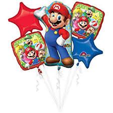 balloon bouquest mario bros balloon bouquet mario balloons