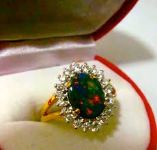 opal rings unique images Special unique opal rings must have heritage opals by graham black jpg