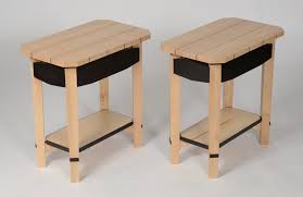Floating End Table by Tables U2014 North Light Art Furniture